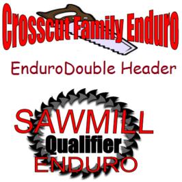 Sawmill & Crosscut Enduro Double Header This Weekend!