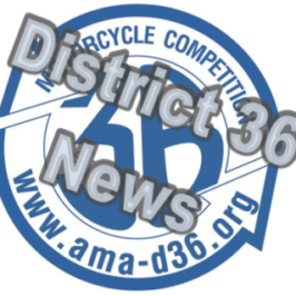 July Edition of D36 Newsletter Published