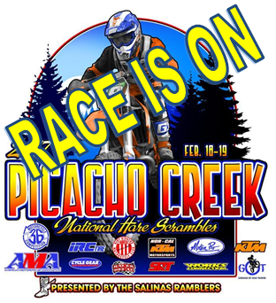 Picacho Creek Is Running This Weekend!
