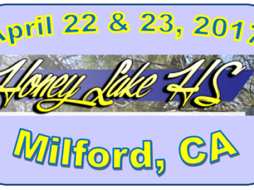 Honey Lake Flyer Posted – Online Pre-Entry Now Open!