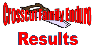 Crosscut Family Enduro Results Posted