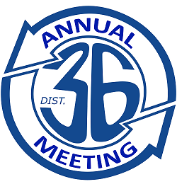 District 36 Meetings Alert!