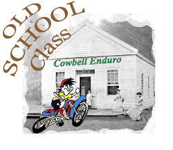 "Want To Ride An Enduro ""OLD SCHOOL""?"