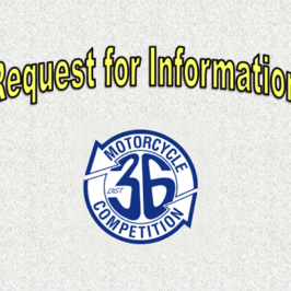 Request For Information 2019-2020 CC Scoring Vendor