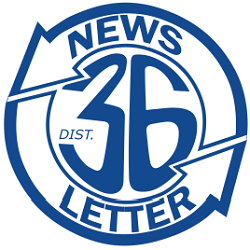 October Edition of D36 Newsletter Published