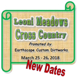 Leoni Meadows Hare Scrambles Flyer and Information!