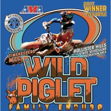 Wild Piglet Postponed…