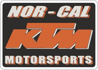 Nor-Cal_KTM_logo
